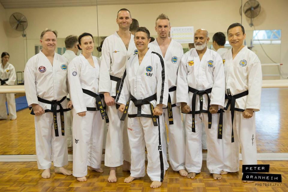 21 Sep 14 Black Belt Grading